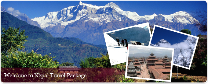 Tour Nepal Banners Inkjet Banners